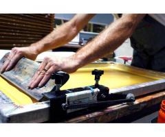 Печатник-шелкограф