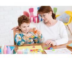 НЯНЯ в частный детский сад