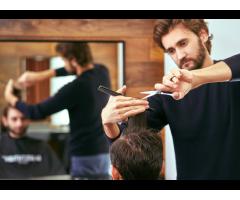 Требуется мужской мастер парикмахер