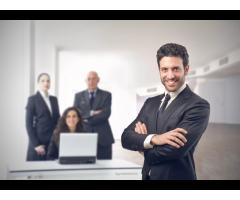Требуется грамотный руководитель в офис с опытом