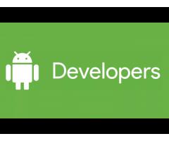 Разработчик мобильных приложений под Android