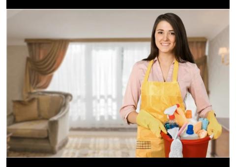 Срочно требуется домработница
