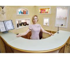 Администратор центра косметологии