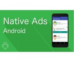 Android разработчик на Java Native