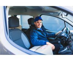 Водитель с личным транспортом
