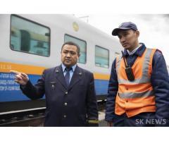 Заместитель начальника отдела станция Астана АО НК КТЖ