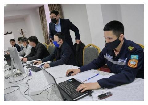 Главный специалист отдела по безопасности движения Павлодар