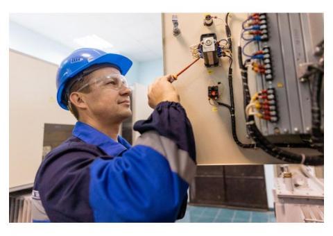 Слесарь-электрик по ремонту электрооборудовании (КНР) ТПП