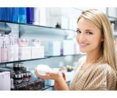 Консультант по косметике и парфюмерии