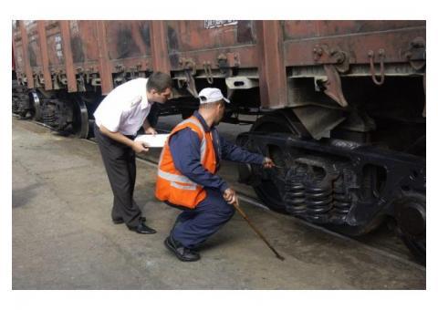Осмотрщик-ремонтник вагонов