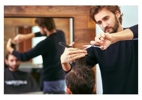 Мужской стилист-парикмахер