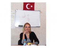 Преподаватель турецкого языка